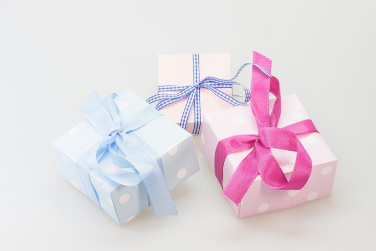 Majowe i czerwcowe święta – przygotuj się na pakowanie prezentów!