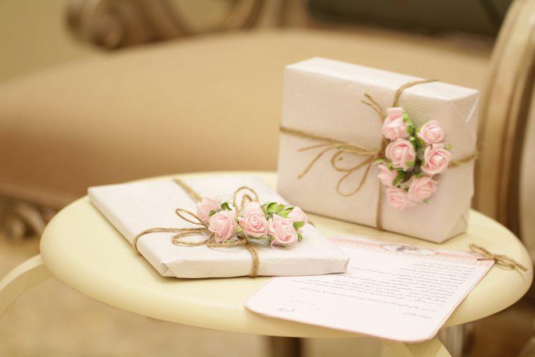 Jak zapakować prezent na ślub?